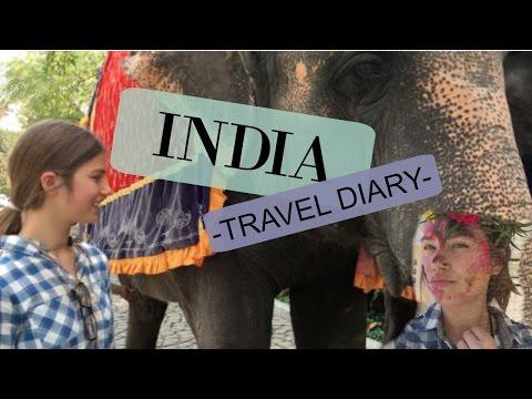 Follow Me around INDIA! Travel Diary BLN lifestyleee