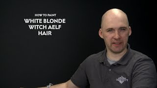WHTV Tip of the Day - White Blonde Witch Aelf Hair.