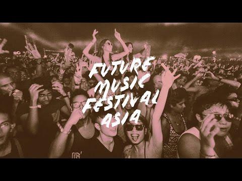 Bandwagon at Future Music Festival Asia 2013