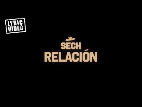 Sech – Relación (Lyric Video)