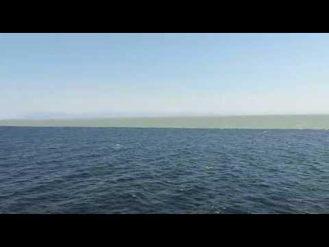 Indian ocean and Pacific ocean border