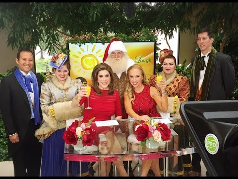 Holiday Show 2016 Live Love Laugh Today with Linda Cooper & Susie McAuley