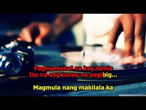 Tunay Na Pag-Ibig - April Boys (Karaoke) HD