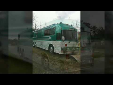 SILVER EAGLE BUS  (A TRUE CLASSIC)
