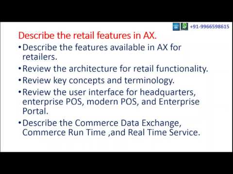 Retail Channel Management and Corporate Operations