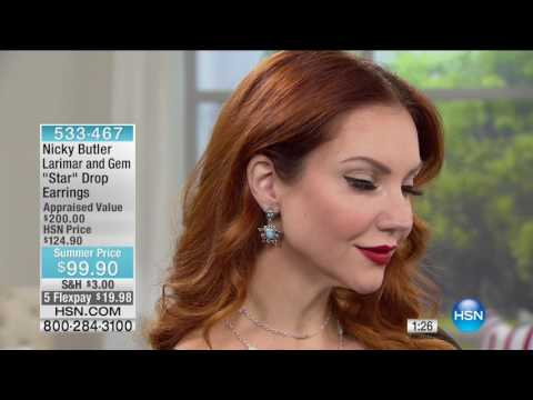 HSN | Silver Designs By Nicky Butler Jewelry 05.25.2017 - 11 AM