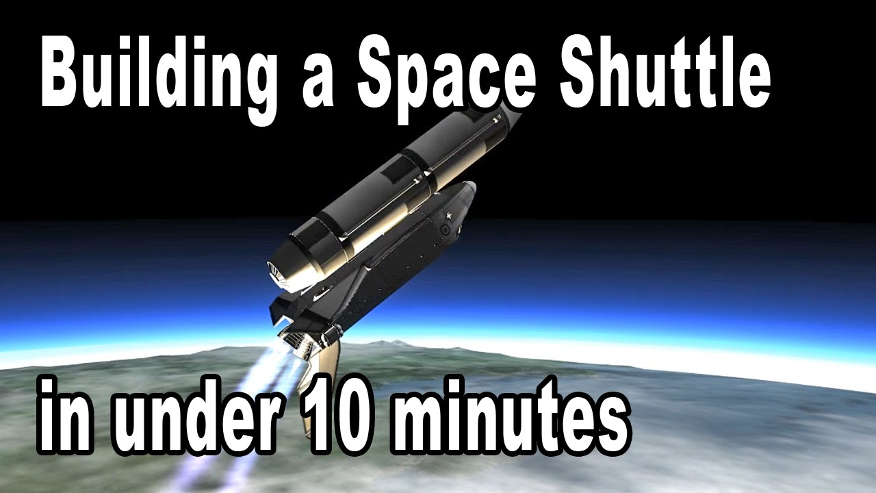 space shuttle speed - photo #29