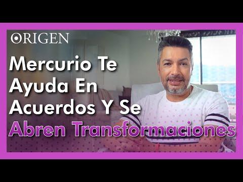 Mercurio Te Ayuda En Acuerdos Y Se Abren Transformaciones - Canal Origen