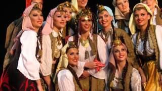 Сербская народная песня - Пал густой туман (перевод с сербского)