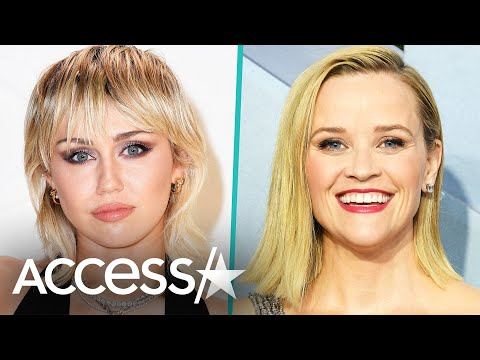 Miley Cyrus Shocks Reese Witherspoon With 'Big Little Lies' & 'Hannah Montana' Unknown Fact