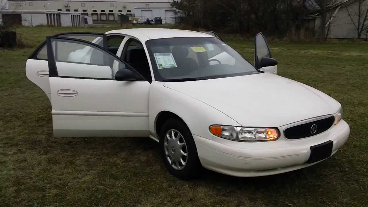 2003 Buick Century Custom Used Car Sale Maryland