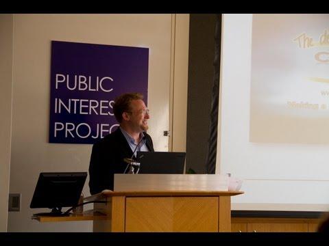 Part 1: Chris Kromm at the #LearningInst: