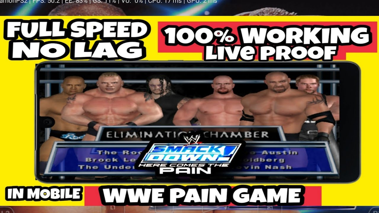Wwe Smackdown Download For Android