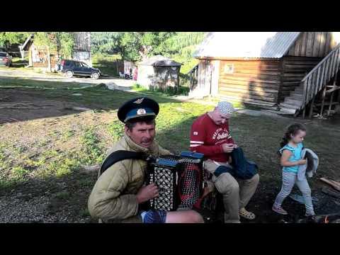 Горный Алтай Михалыч. Турбаза Улуганские озера