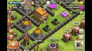 How To Get Into Offline Mode On Clash Of Clans(working January 2017)