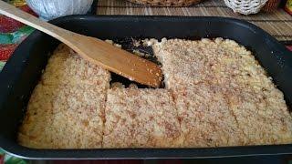 Творожный пирог рецепт из творога в духовке как приготовить блюдо вкусно пошагово ужин быстро видео