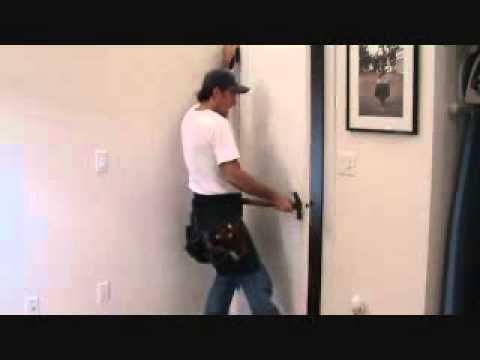 Installing A Laminate Floor How To Remove Bedroom Door