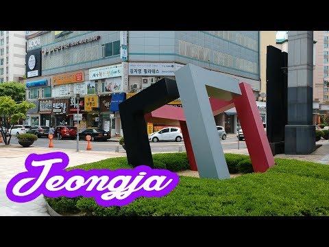 Korea Travel Vlog - An introduction to Jeongja!