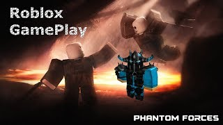 Roblox Phantom Forces GamePlay!/ MP5K Review