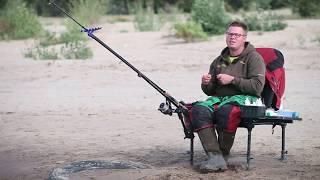 Фидерная ловля голавля  и язя в Волгограде.