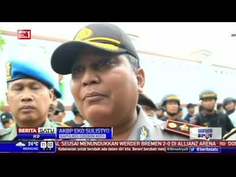 Kepolisian Gerebek Kampung Narkoba di Cirebon