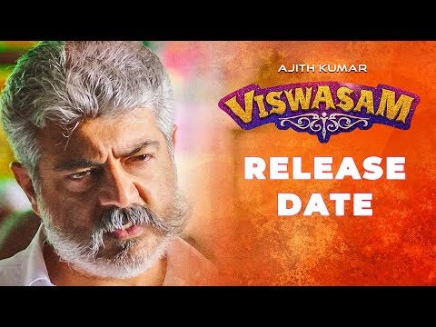 Official : VISWASAM Release Date Revealed | Ajith Kumar | Nayanthara | Siva