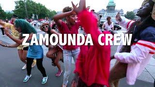 "ZAMOUNDA - SUMMER in PARIS // ""Queen of Bacchanal"", Destra Garcia"