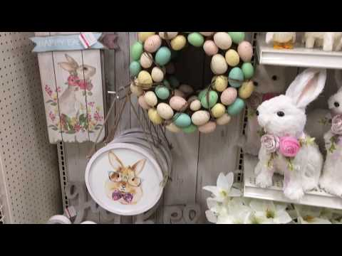 Michael's Easter Decorations 2019