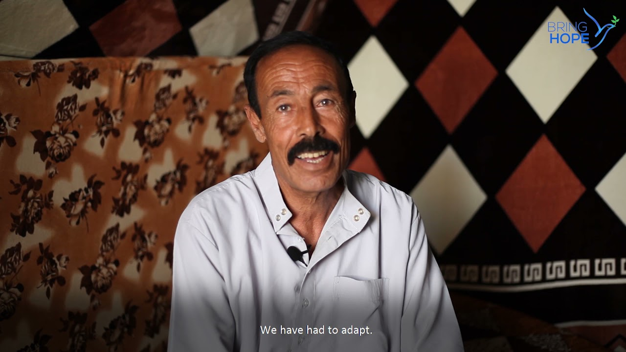 #FoodForHope Help 4000 IDP families this Ramadan