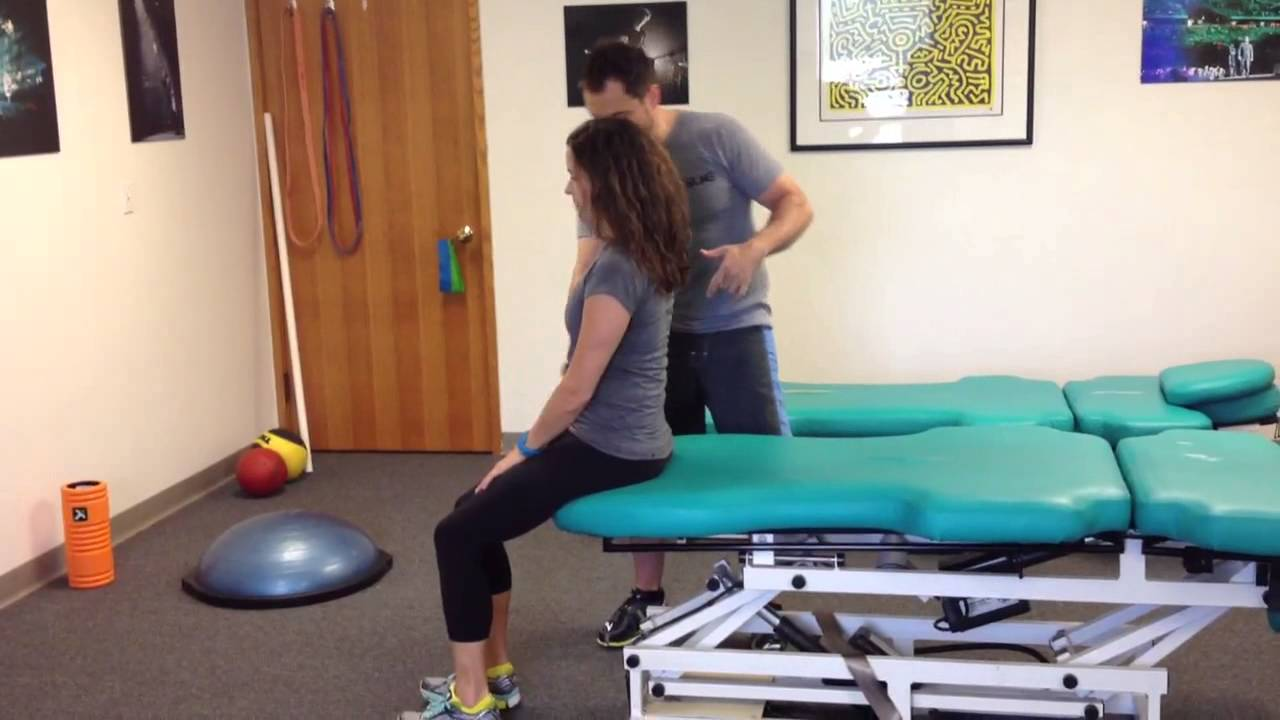 sciatica? stretch it out! femoral nerve too! - youtube, Muscles