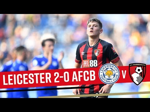 DEFEAT AT THE KING POWER | Leicester City 2-0 AFC Bournemouth