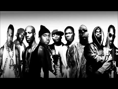 Da Rockwilder Ft Busta Ryhmes, Big L, DMX, Nas, Method Man, 50 Cent, Biggie, Tupac ,Snoop Dogg