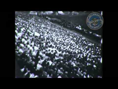 Football Parade of the year 1947