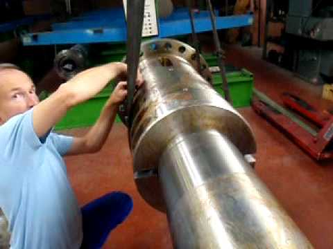 Marine Controllable pitch propeller - CP propeller - CPP