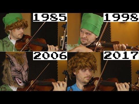 The Evolution of Zelda Music | 1985-2017