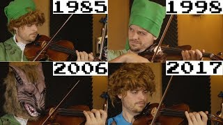 The Evolution of Zelda Music | 1985-2017