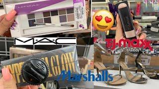 MAC HYPER REAL GLOW highlighter palette at Tjmaxx/High end makeup