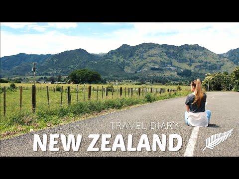 New Zealand Travel Diary | South Island