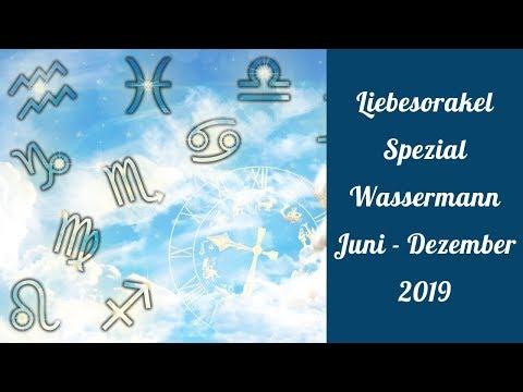 Liebesorakel Spezial - Wassermann - 2.  Halbjahr 2019