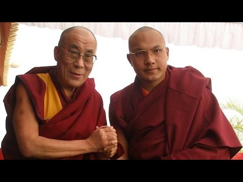 14th Dalai Lama and 17th Karmapa historic discussion on Four