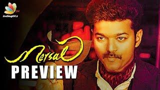 Mersal Preview   Vijay, Samantha, Kajal Agarwal, Atlee   Movie Story Prediction   Tamil Film