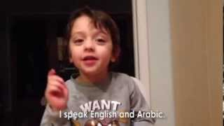 Many Languages, One America: The Voices of Our Children