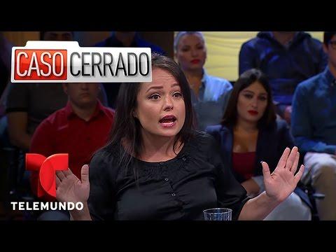 Buen samaritano   Caso Cerrado   Telemundo