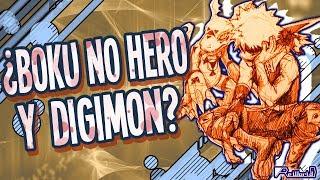 Digimon Noticias: ¿Boku no hero y Digimon? (Y más mucho más)