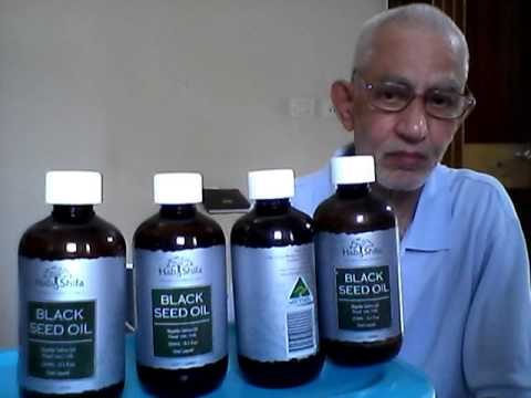 Part1- Hab Shifa Black Seed Oil Cures Cancer 20140608