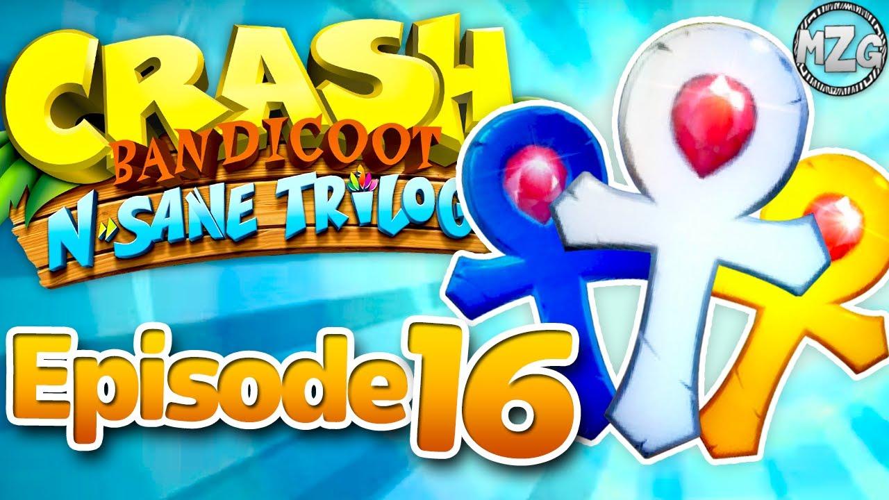 Download Time Trial Relics!! - Crash Bandicoot N. Sane Trilogy - Episode 16 (Crash Bandicoot 3 Warped)