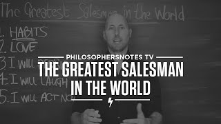 PNTV: The Greatest Salesman in the World by Og Mandino