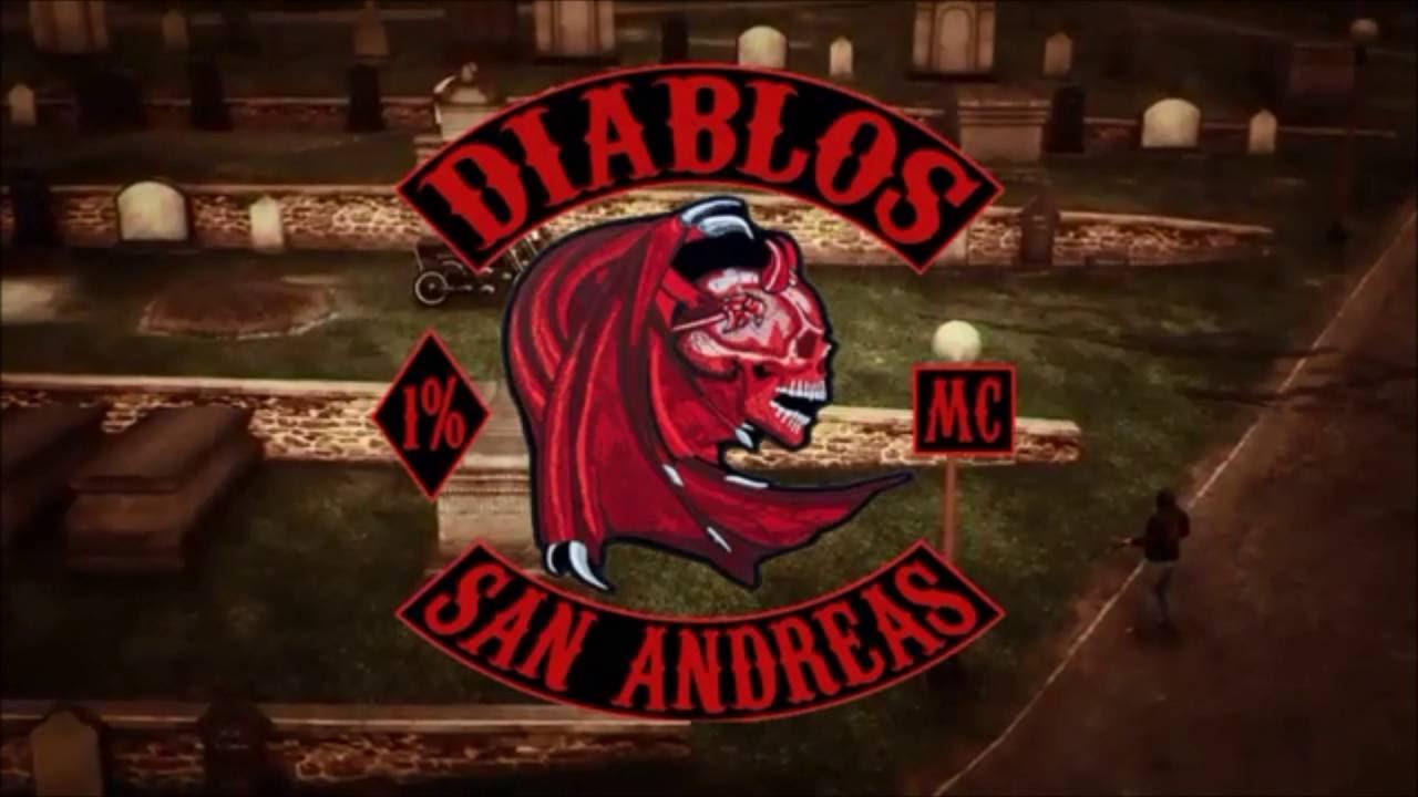 DIABLOS M.C.: DIABLOS MC NOMADAS SAN SEBASTIAN |Diablos Motorcycle Club Mentone