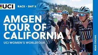 2017 UCI Women's WorldTour – Amgen Tour of California (USA) – Highlights stage 3