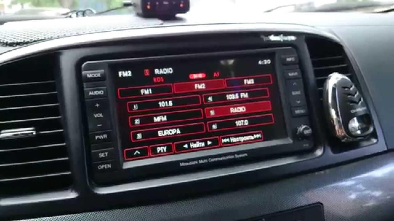 Marvelous Mitsubishi Multi Communication System (MMCS R 01)   YouTube